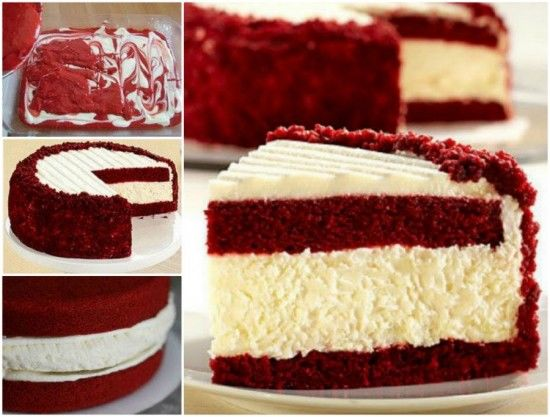 Best Red Velvet Cheesecake Cake Recipe