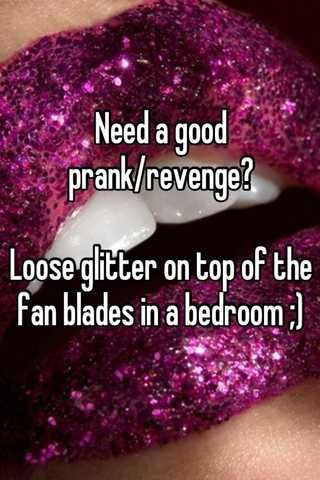 loose glitter on fan prank. Loose Glitter On Fan Prank Pictures  Photos  and Images for