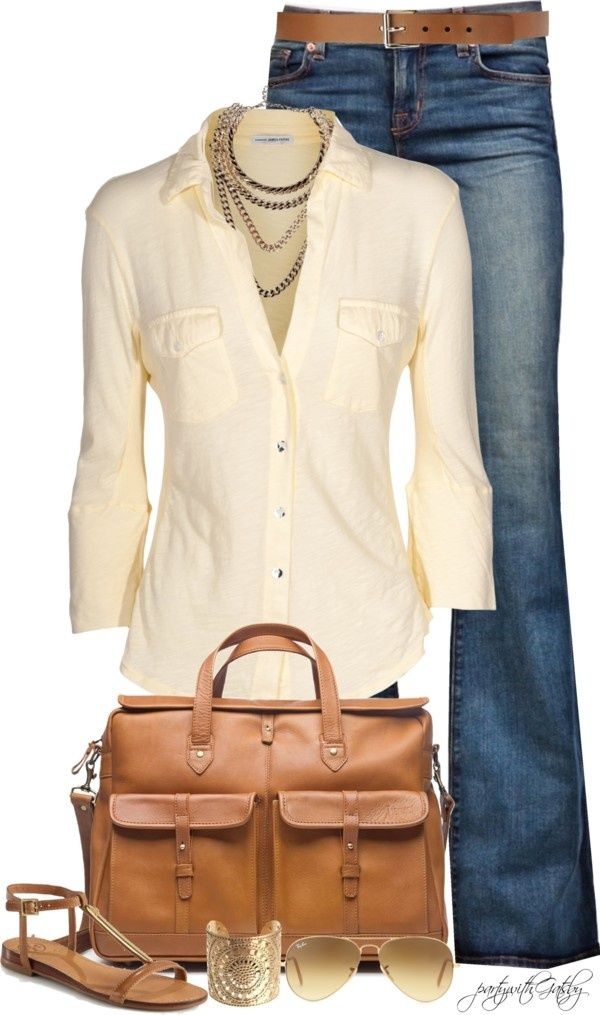 Casual Spring Work Outfit Pictures, Photos, and Images for ...