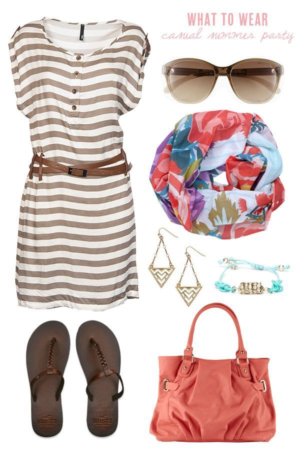 Casual Summer Party Outfit Pictures Photos And Images For Facebook Tumblr Pinterest And Twitter