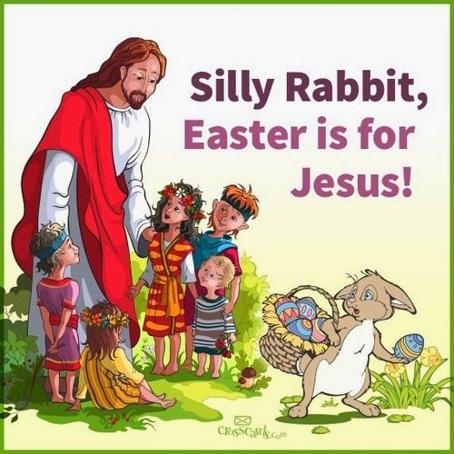 Easter Is For Jesus Pictures, Photos, and Images for ...Jesus Easter Eggs Meme