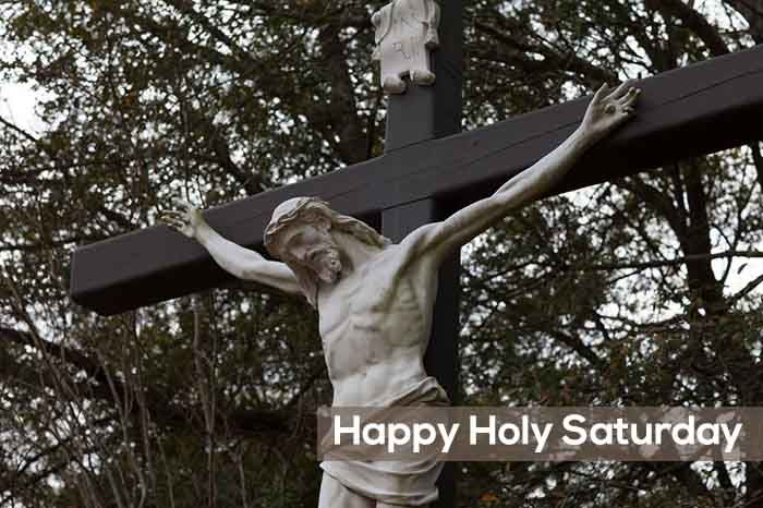 Happy holy saturday pictures photos and images for - Holy saturday images and quotes ...
