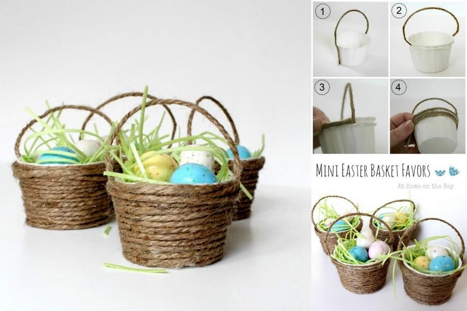 Mini Easter Baskets Pictures Photos And Images For