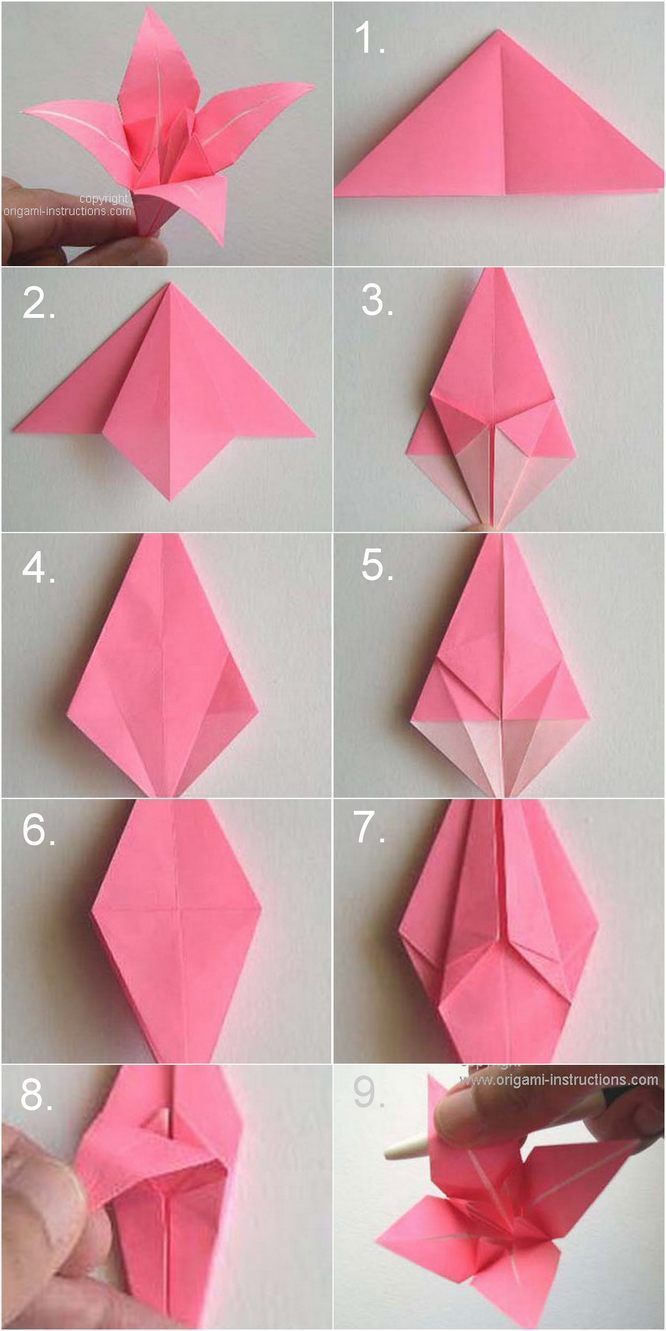 DIY Paper Origami s and for