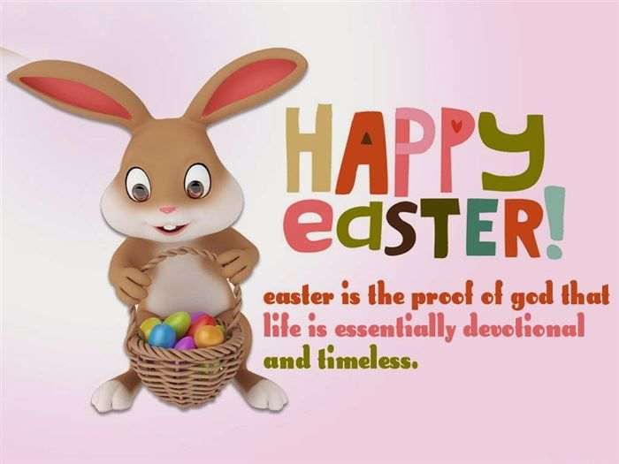 Happy Easter Bunny Pictures, Photos, And Images For