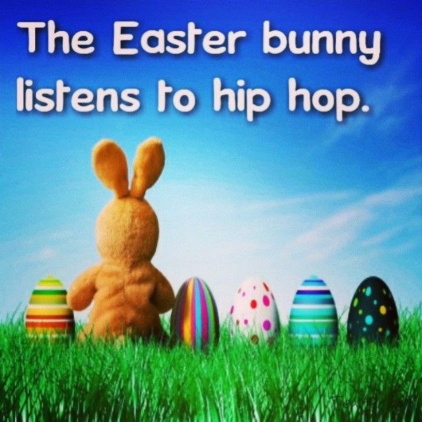 Hip Hop Easter Bunny Pictures 14