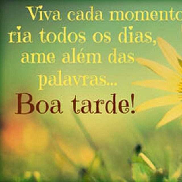 Boa Tarde Pictures Photos And Images For Facebook