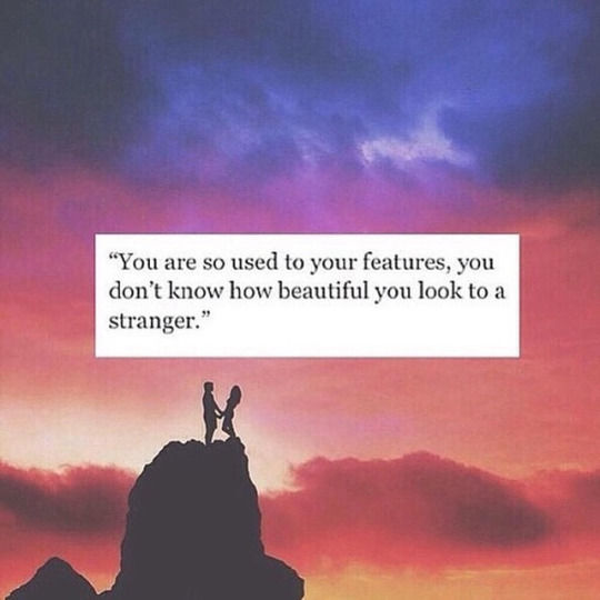 Are you naturally beautiful? (The answer is YES ... |You Are Beautiful Quotes Tumblr