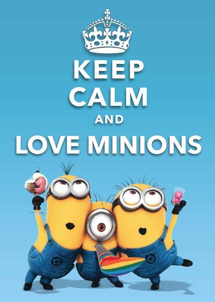 Keep Calm And Love Minions Pictures Photos Images For Facebook