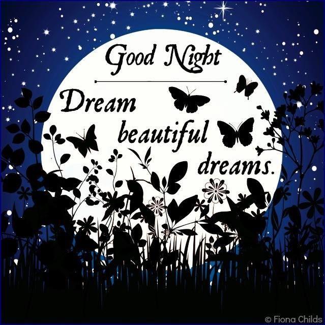 good night sleeping beautiful - photo #23