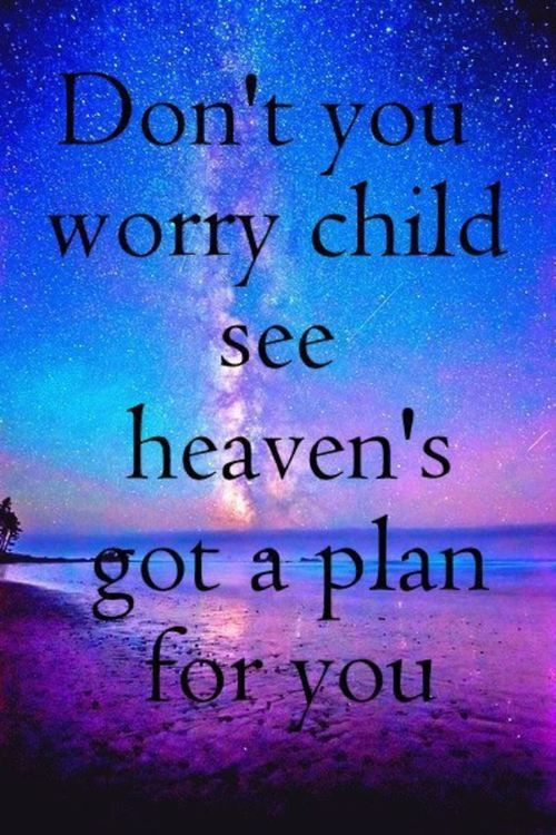 Don T You Worry Child Pictures Photos And Images For Facebook Tumblr Pinterest And Twitter