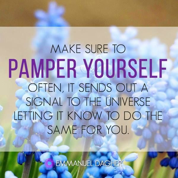 pamper yourself pictures photos and images for facebook