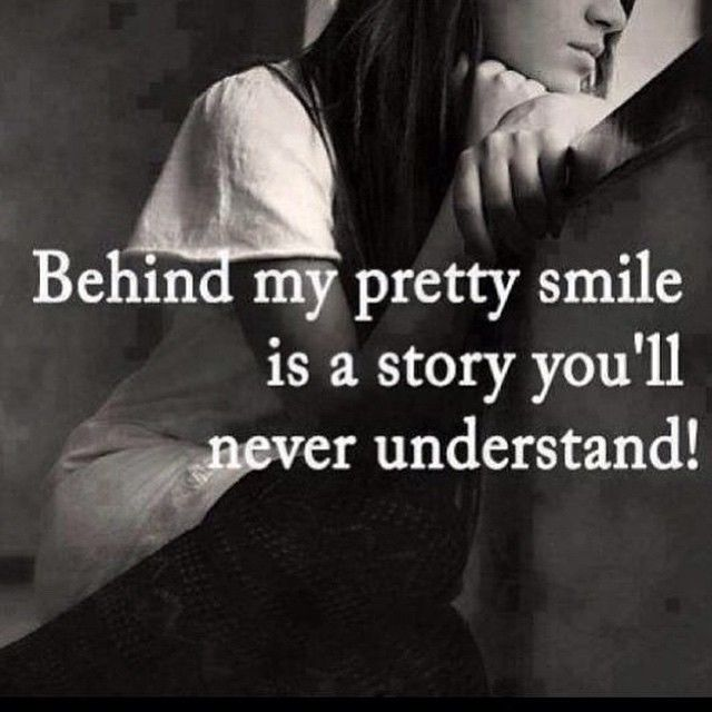 Behind My Pretty Smile Pictures Photos And Images For Facebook