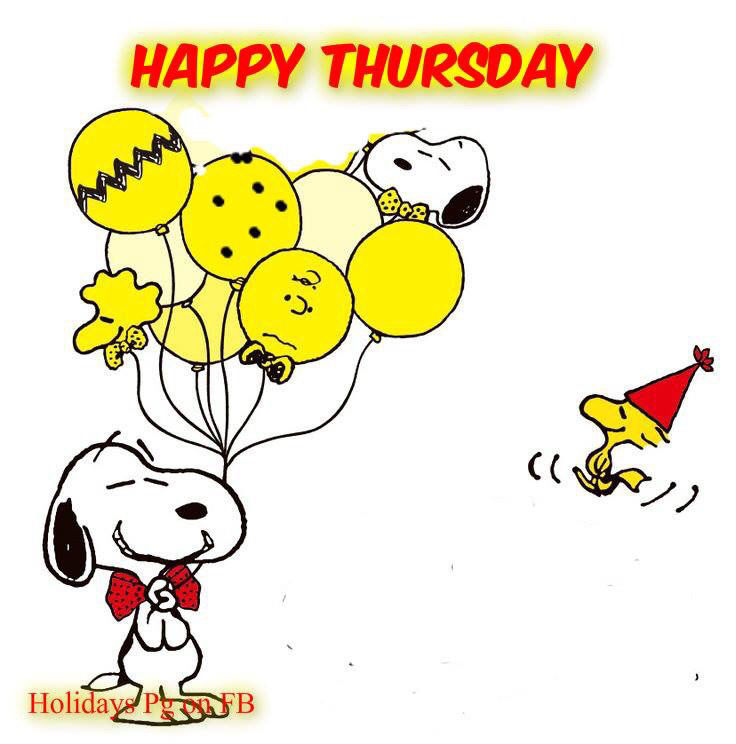 Snoopy Happy Thursday Pictures, Photos, and Images for ...