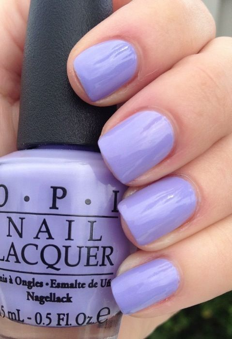 Light Purple Nails Pictures Photos And Images For