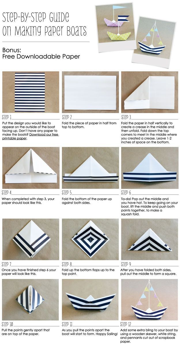 Diy Paper Boats Pictures Photos And Images For Facebook Tumblr