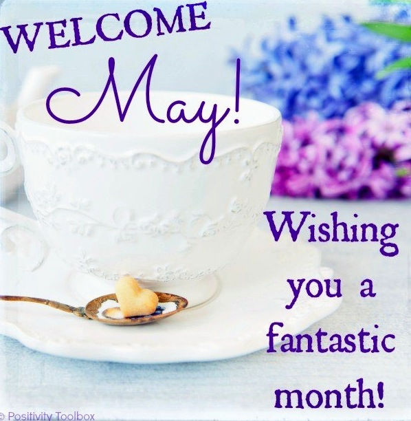 Welcome May Pictures Photos And Images For Facebook