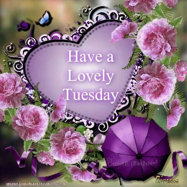 Have A Lovely Tuesday Pictures Photos And Images For