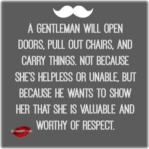 respecting a woman in relationship