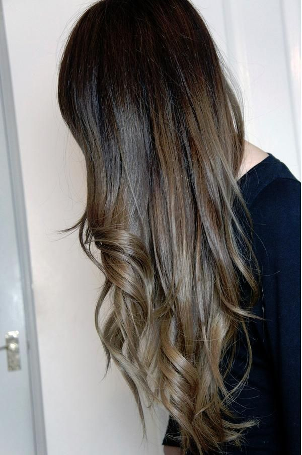 Subtle Ombre Hair With Undertones Pictures Photos And Images For