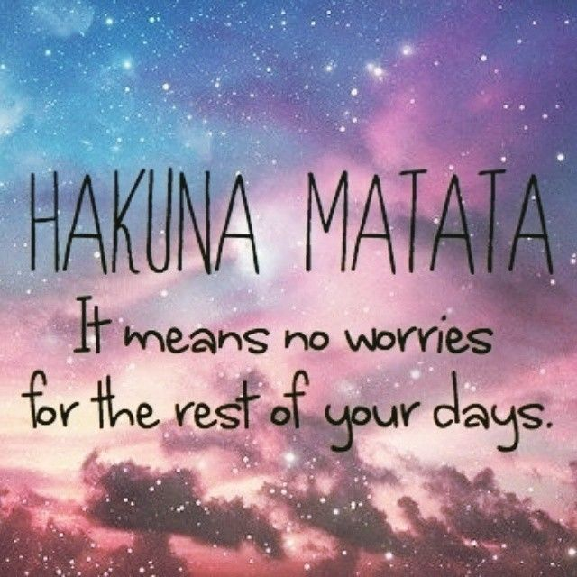 Hakuna Matata Pictures Photos And Images For Facebook