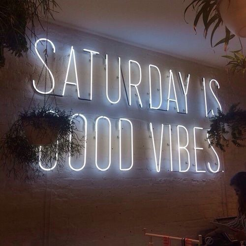 Saturday Is Good Vibes Pictures Photos And Images For
