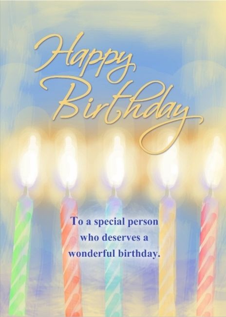 Happy Birthday To Someone Special Pictures Photos and Images for – Special Birthday Cards for Someone Special