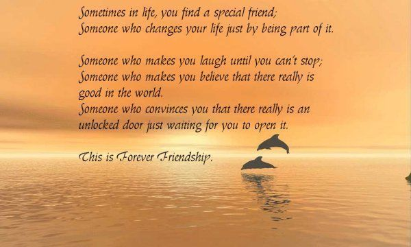 Losing Your Best Friend Google Search: Sometimes In Life You Find A Special Friend... Pictures