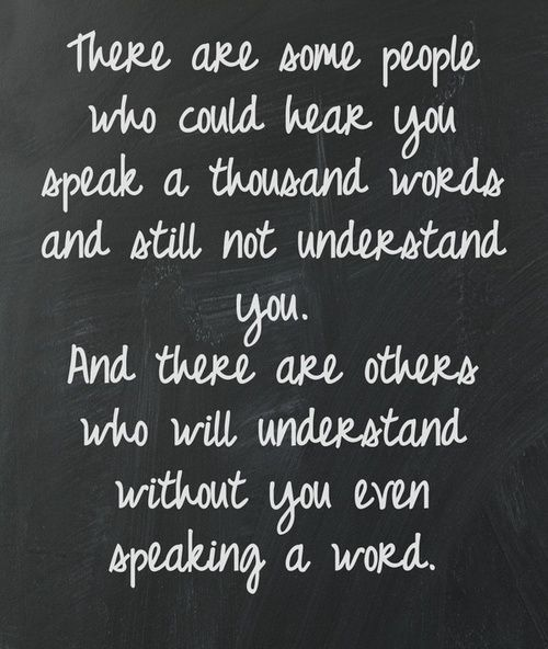 Some People Need To Get A Life Quotes: There Are Some People Who Could Hear You Speak A Thousand