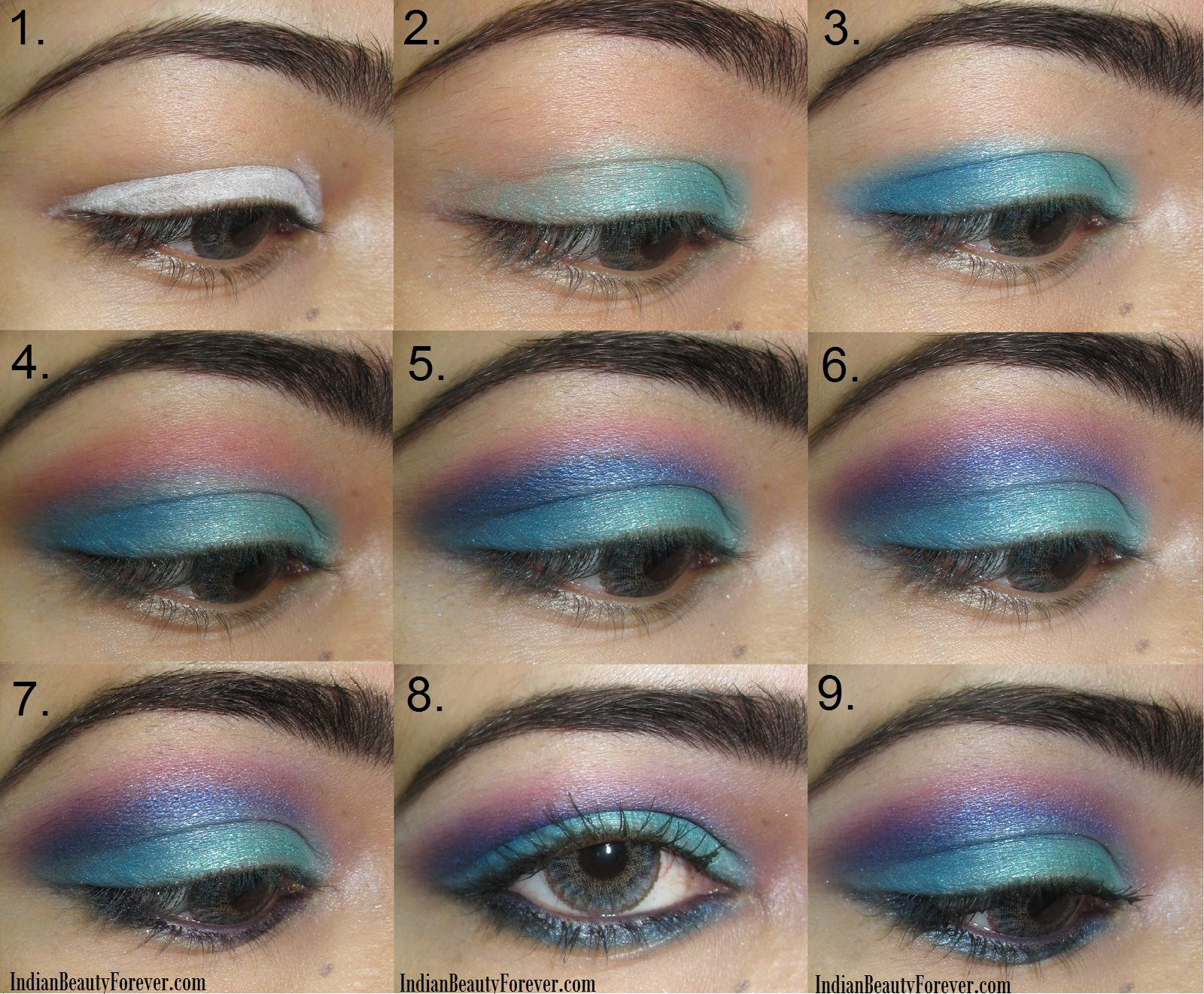 Diy 3 Shade Eye Shadow Pictures, Photos, And Images For Facebook