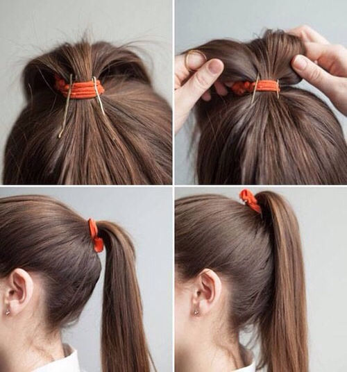 Quick And Easy Hairstyle Pictures, Photos, and Images for Facebook ...