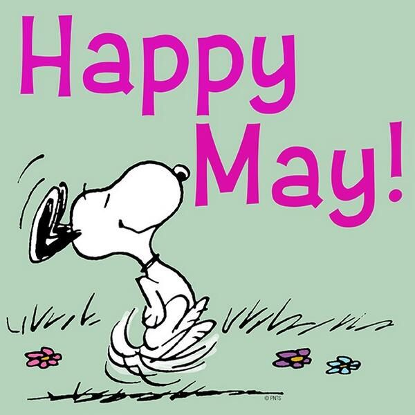 Image result for Happy May