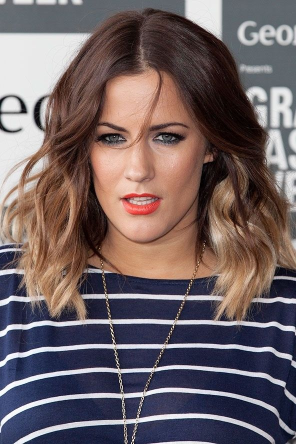 Swell Shoulder Length Ombre Hair Pictures Photos And Images For Short Hairstyles For Black Women Fulllsitofus