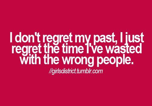 I Dont Regret My Past Pictures, Photos, and Images for Facebook ...