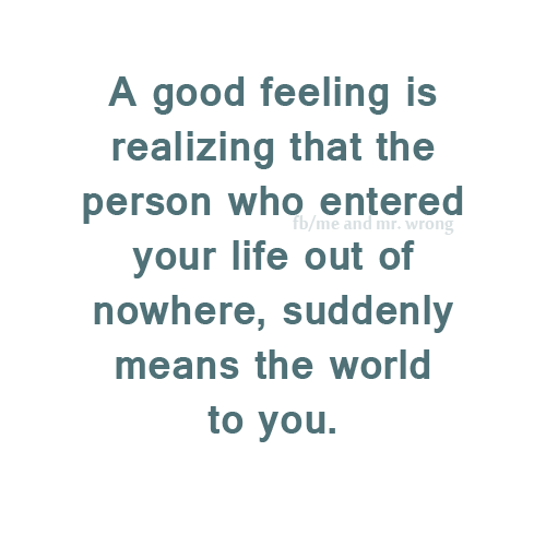 Feelings Good Quotes: A Good Feeling Pictures, Photos, And Images For Facebook