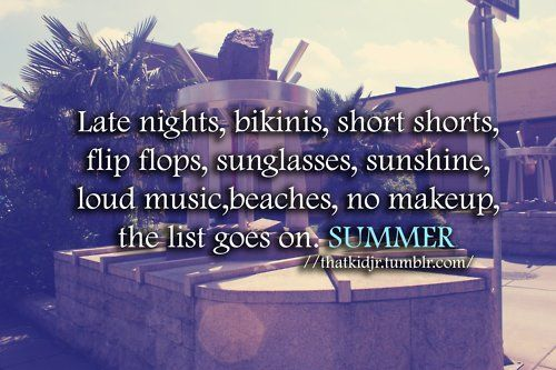 The List Of Summer Pictures Photos And Images For Facebook Tumblr