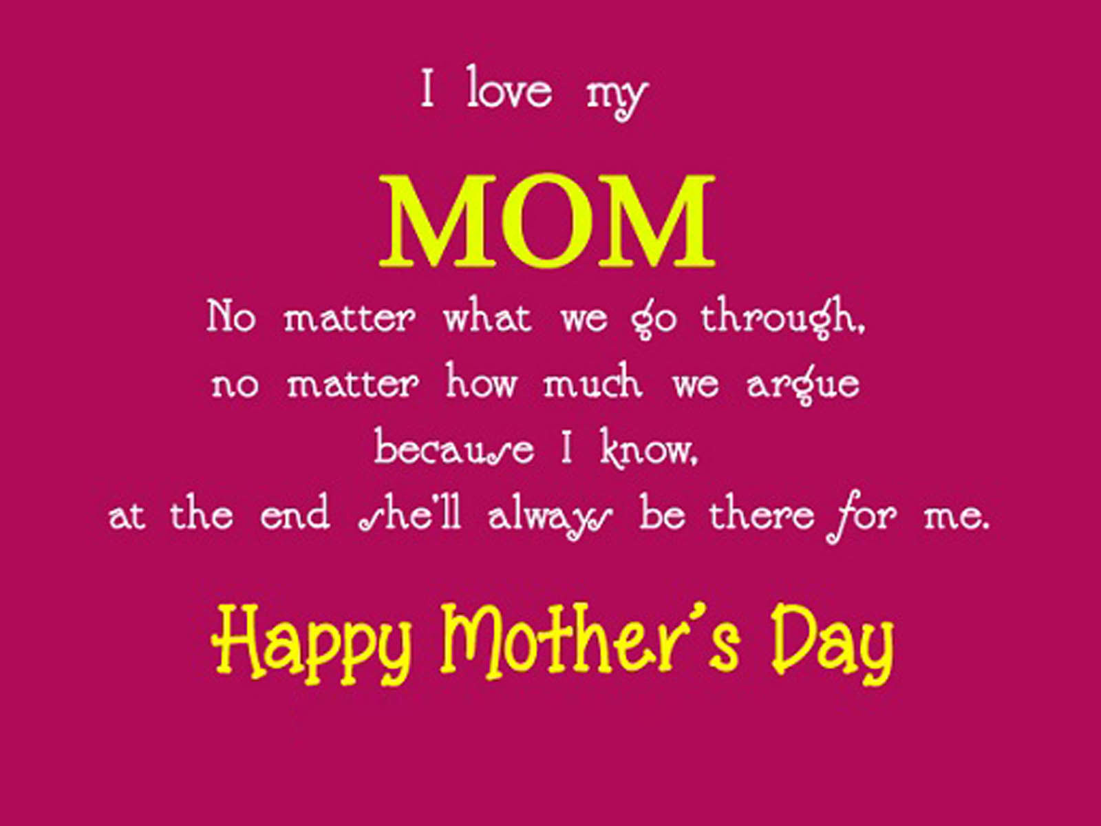 Mothers Day Love Quotes Like Success