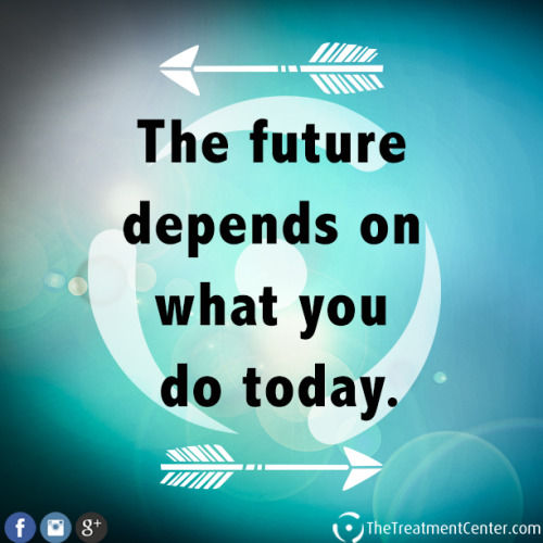 Inspirational Day Quotes: The Future Depends On What You Do Today Pictures, Photos