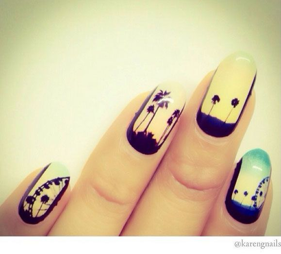 Coachella Nail Art: Coachella Nail Art Pictures, Photos, And Images For