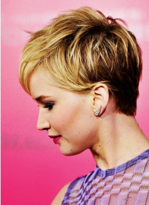 Blonde Layered Short Hair s and for Tumblr