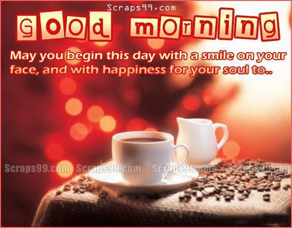 Good Morning Begin Your Day With A Smile Pictures Photos