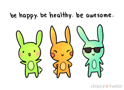 Image result for be healthy be happy