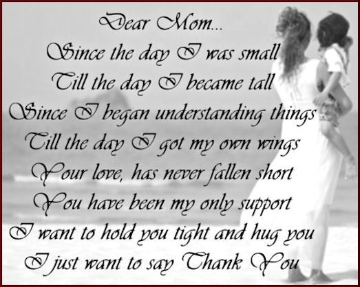 Dear Mom Pictures Photos And Images For Facebook Tumblr