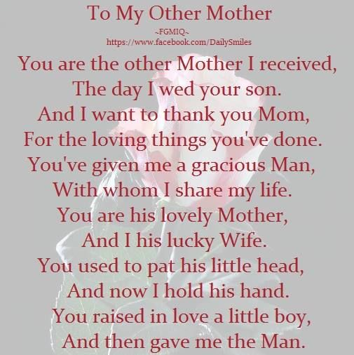 To My Other Mother Pictures, Photos, and Images for ...