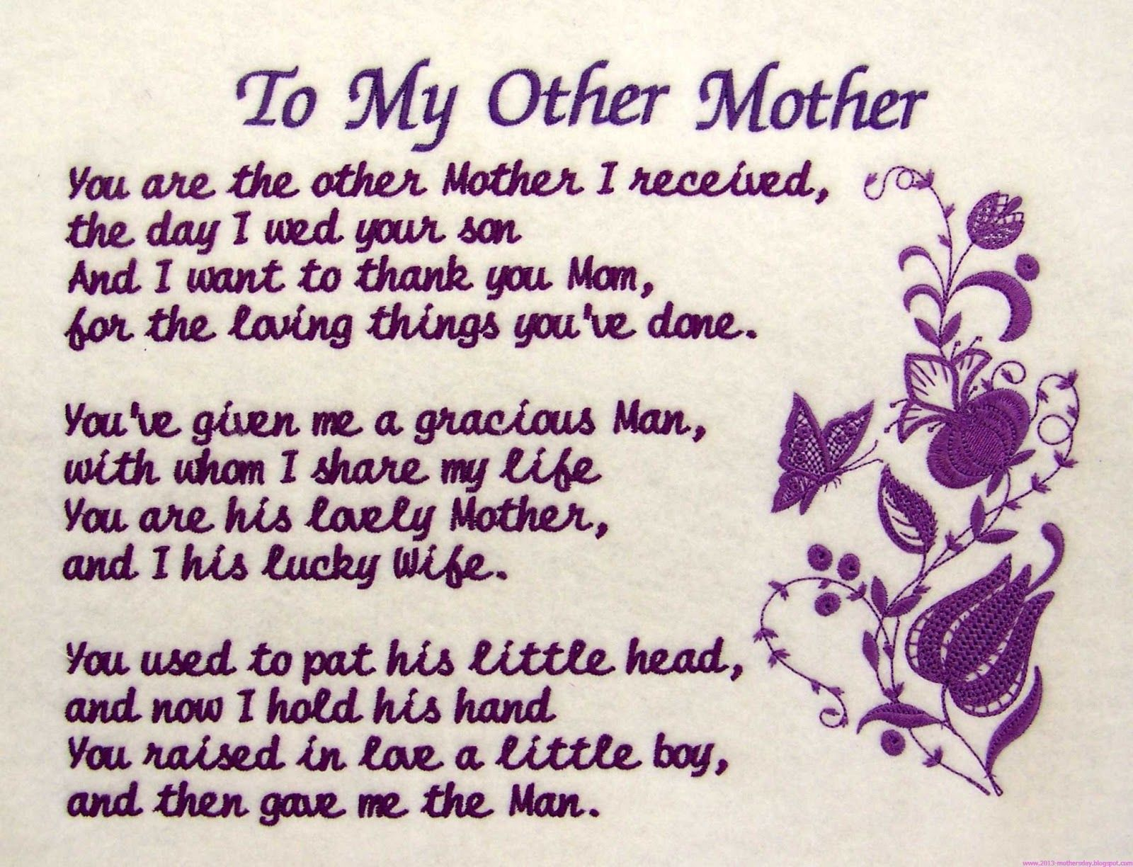 Uncategorized Mothers Day Quotes From Kids to my other mother pictures photos and images for facebook tumblr pinterest twitter