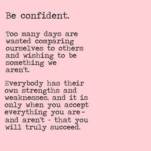 Confidence Quotes On Twitter: Be Confident Pictures, Photos, And Images For Facebook