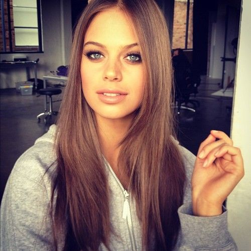 Brown Long Hair Pictures, Photos, and Images for Facebook ...