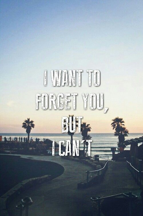 I Want To Forget You But I Cant Pictures, Photos, And