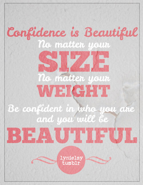 how to find confidence in yourself