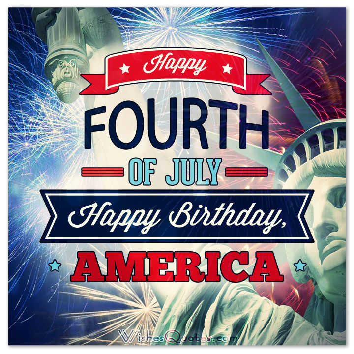 Happy Fourth Of July Happy Birthday America Pictures Photos And